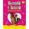 Konie i kuce 2. Książka pełna zabawy