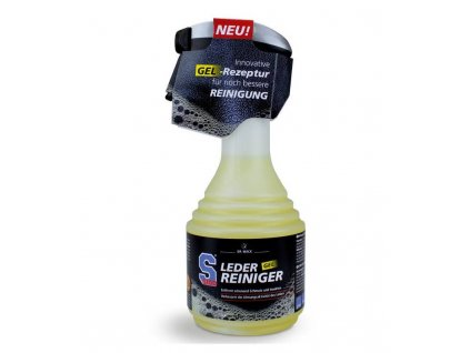 S100 čistič na kůži - Leather Cleaner Gel 500 ml