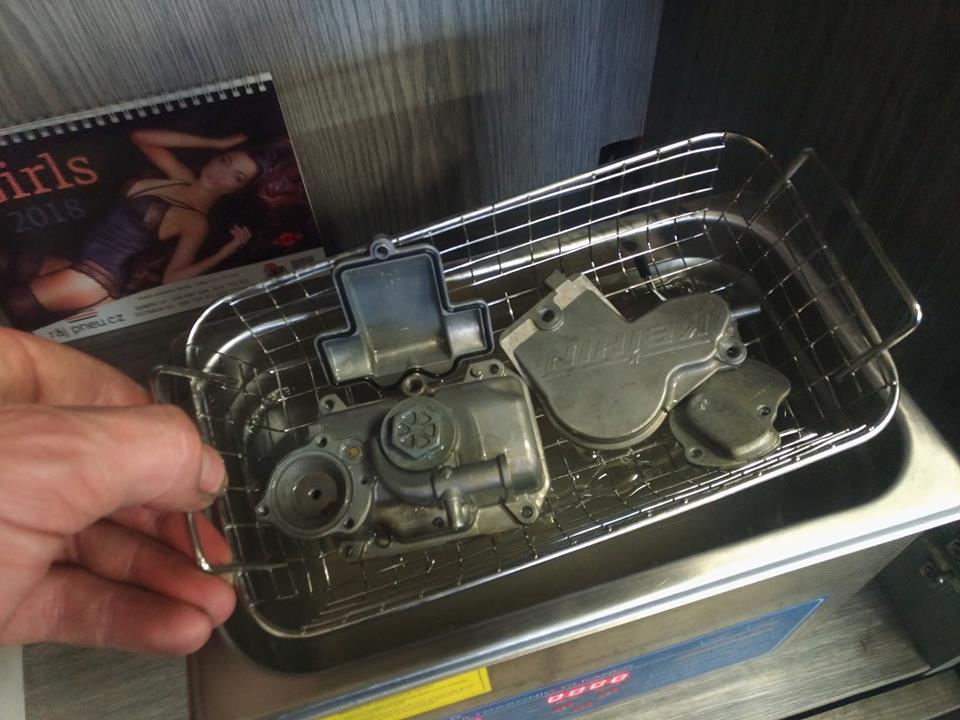 Ultrazvukové čištění - 4