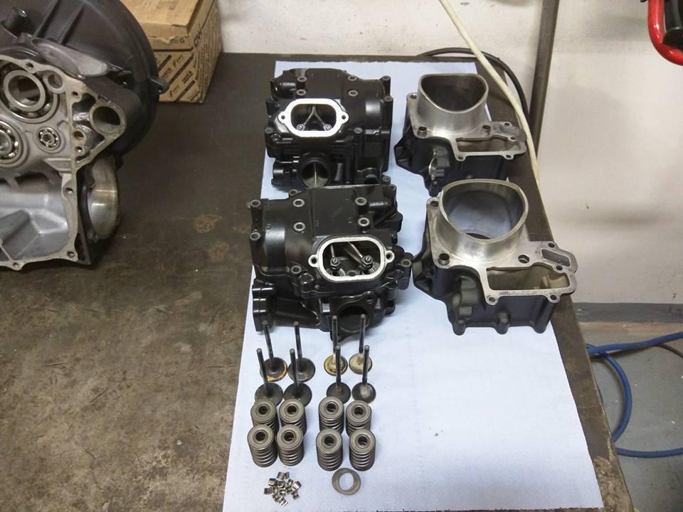 Generální oprava motorů - čtyřkolky - 4