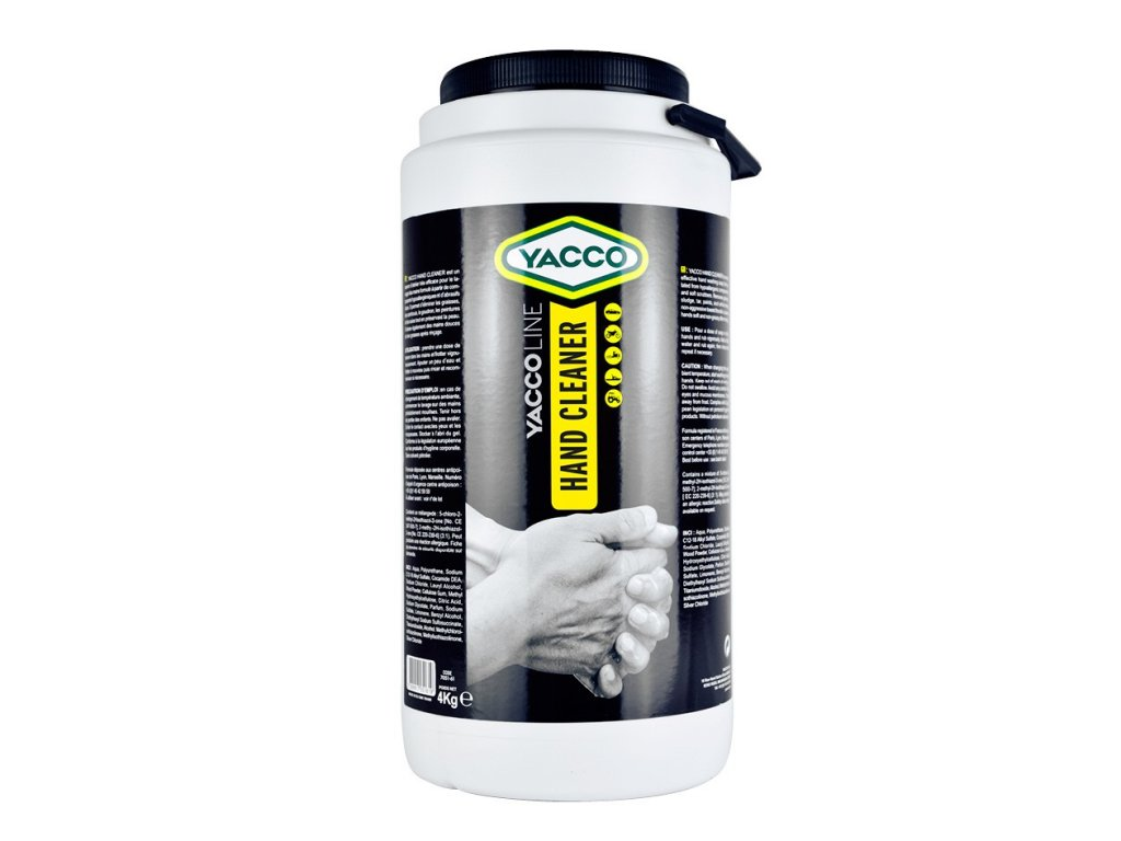 YACCO HAND CLEANER - mycí pasta na ruce 4kg