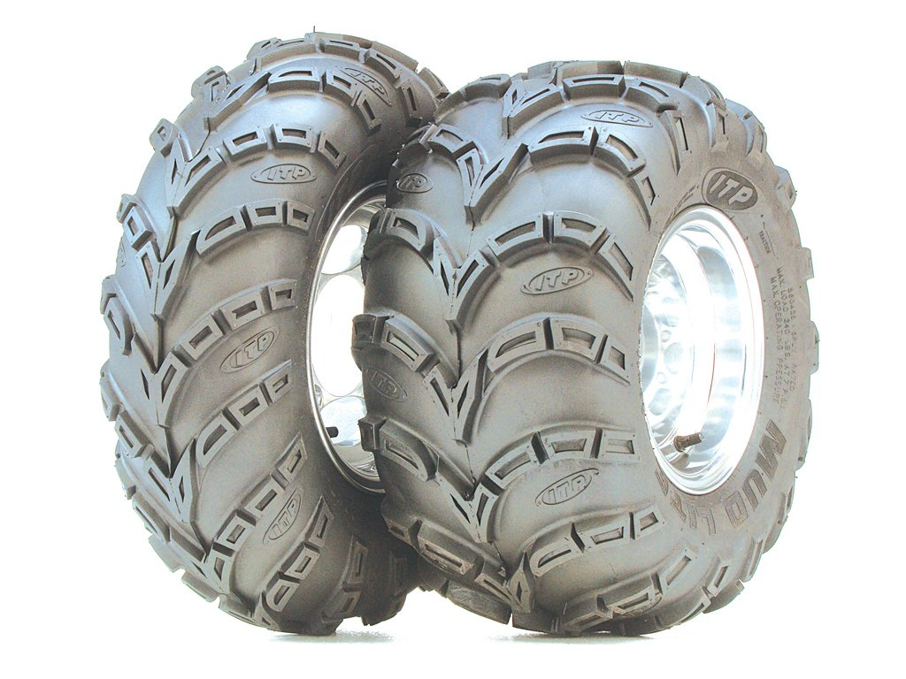 ITP pneu na čtyřkolku MUD LITE SP