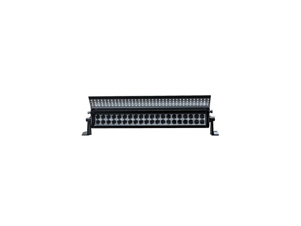 LED LIGHT BAR, 6D WITH LED COVER, 120W
