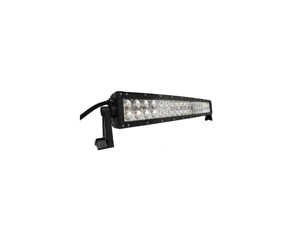 """LED přídavné pracovní světlo, prohnuté, 20"""",120W, délka 560mm"""