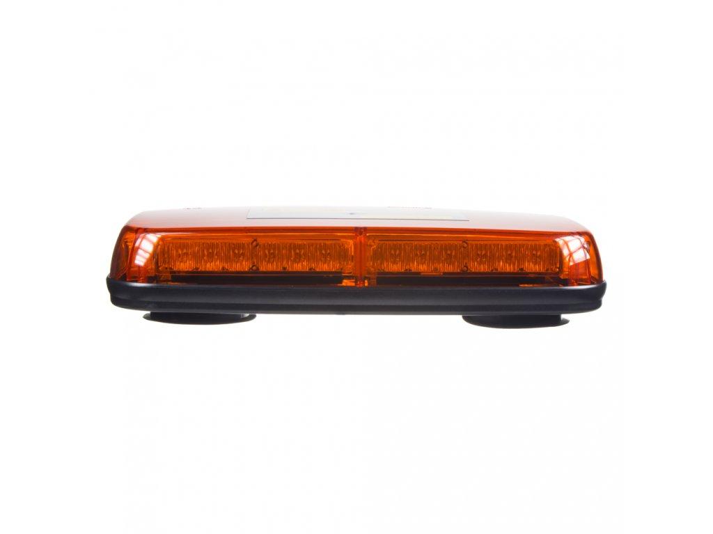 Rampa oranžová, 36LEDx1W, magnet, 12-24V, 360mm, ECE R10