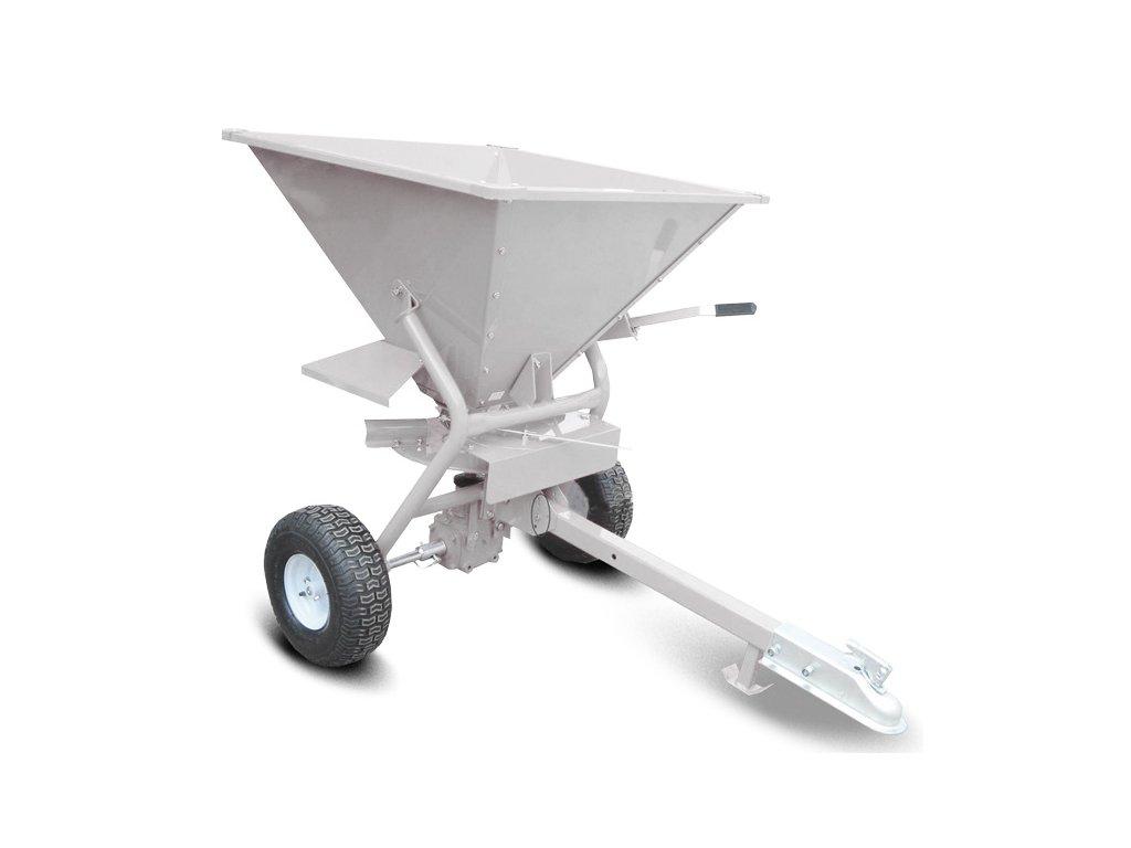 Posypový vozík, rozmetadlo pro ATV - Spreader, 170 l, tažený