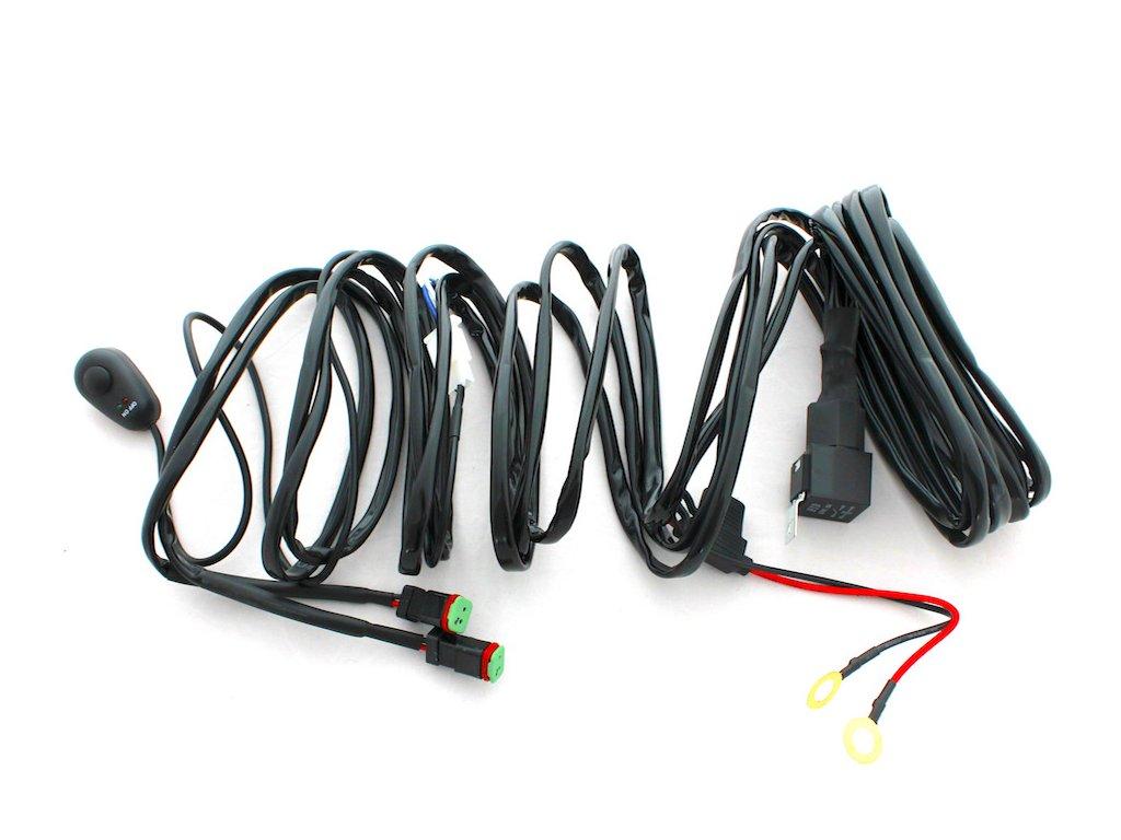 Kabeláž pro reflektory/ rampy Teehon