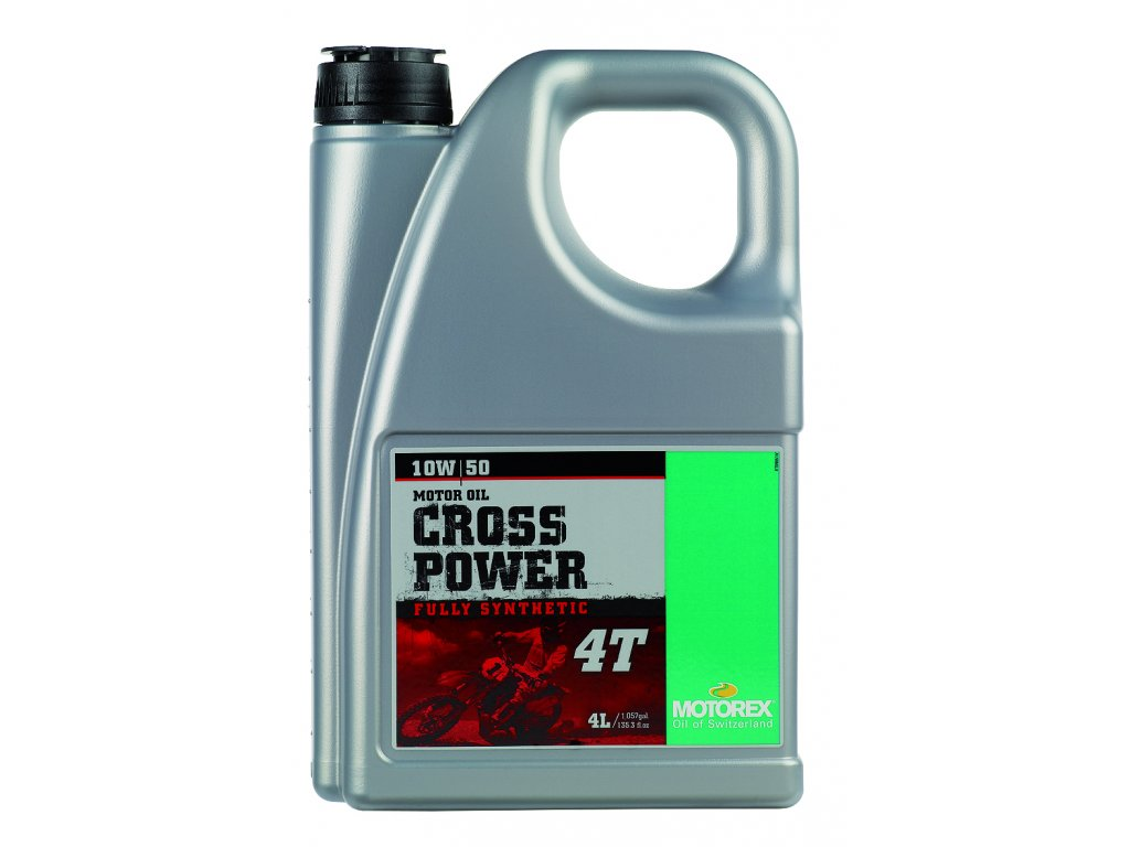 CROSS POWER 4T - 4L / 10W50