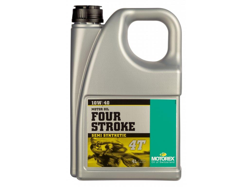 FOUR STROKE 4T - 4L / 10W40