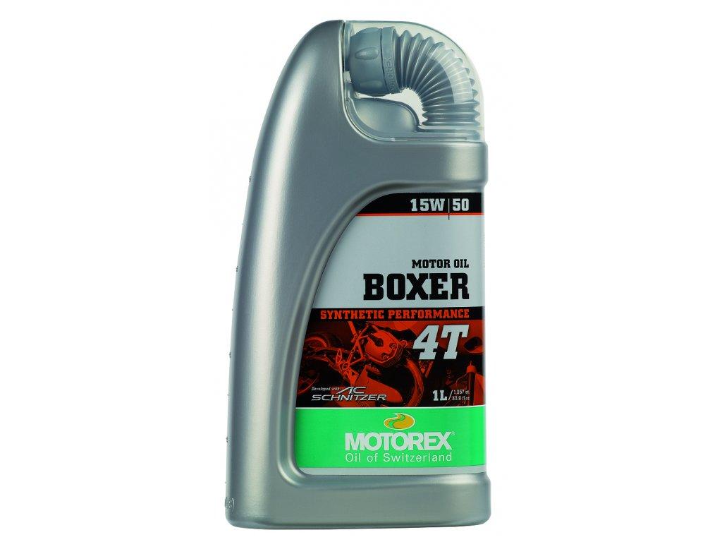 BOXER 4T - 1L / 15W50