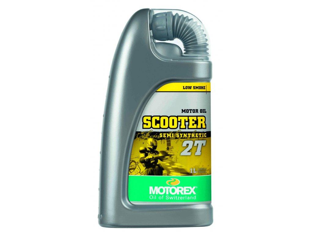 Motorex SCOOTER 2T - 1L