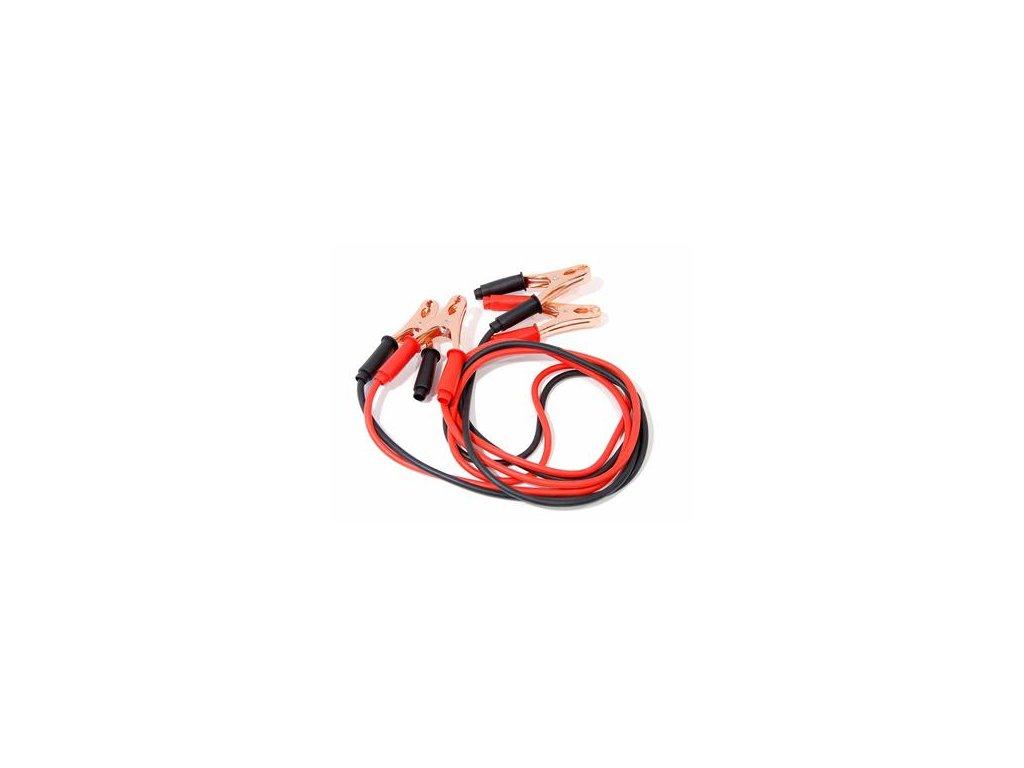Startovací kabely 200 A 2,5m 100% měď ZIPPER BAG