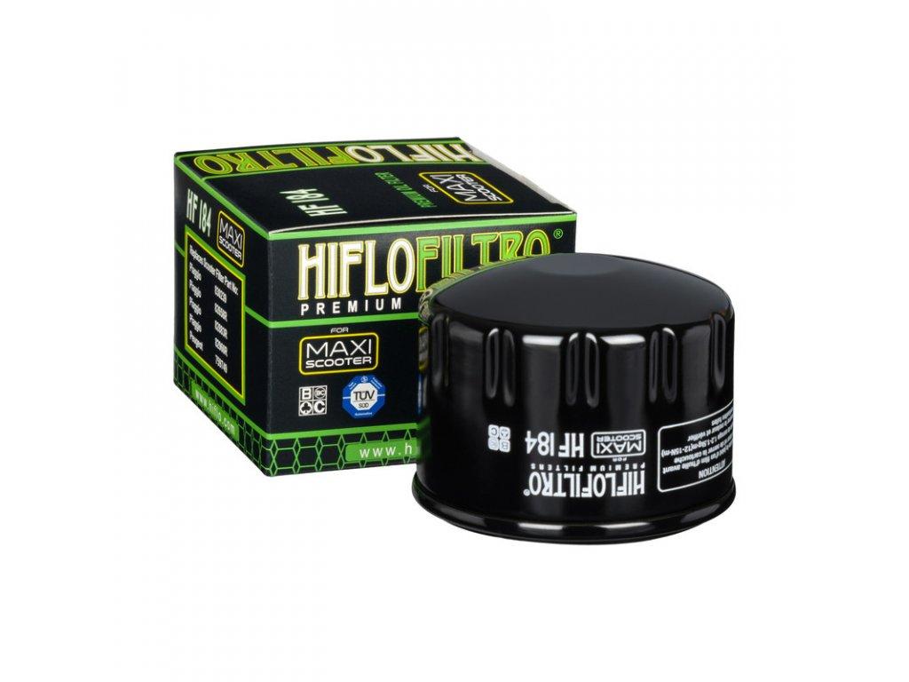 HF184 Oil Filter 2016 07 01 scr