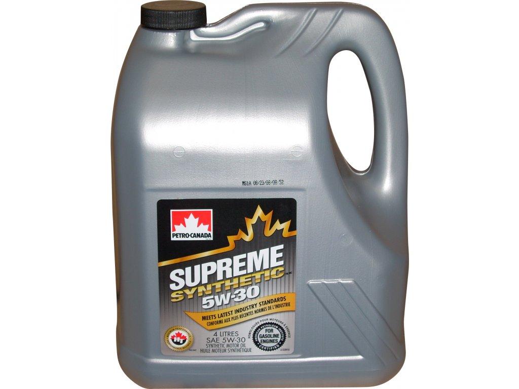 Petro Canada Supreme 5W30 - 4L
