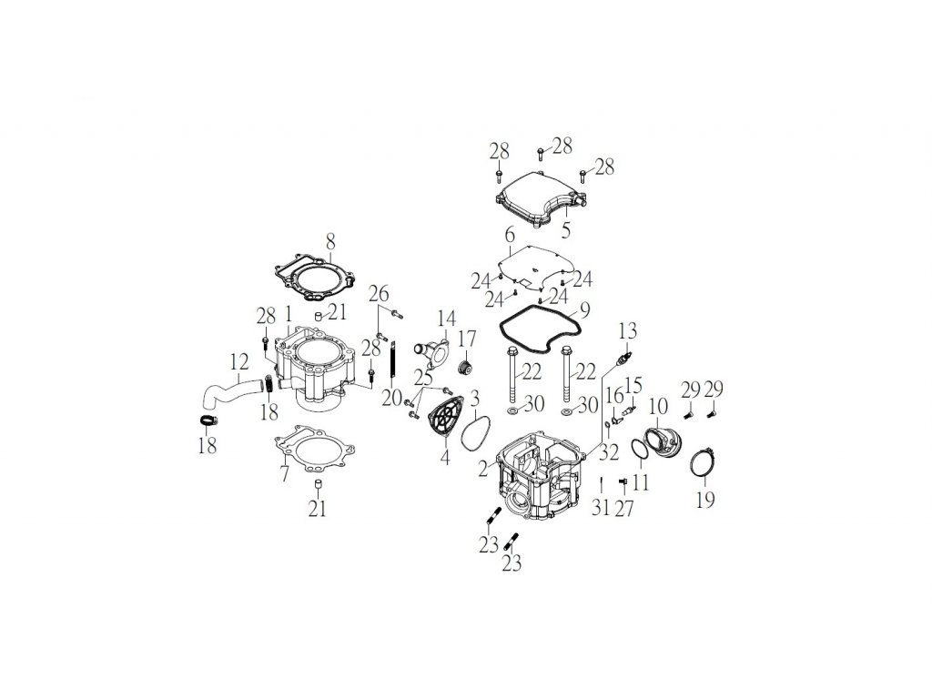 SMC 720R - rozkres - CYLINDER