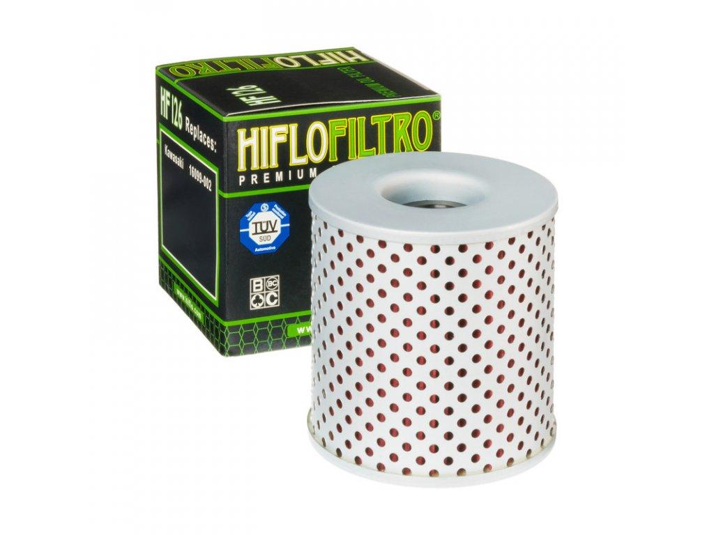 Olejový filtr HF126, HIFLOFILTRO