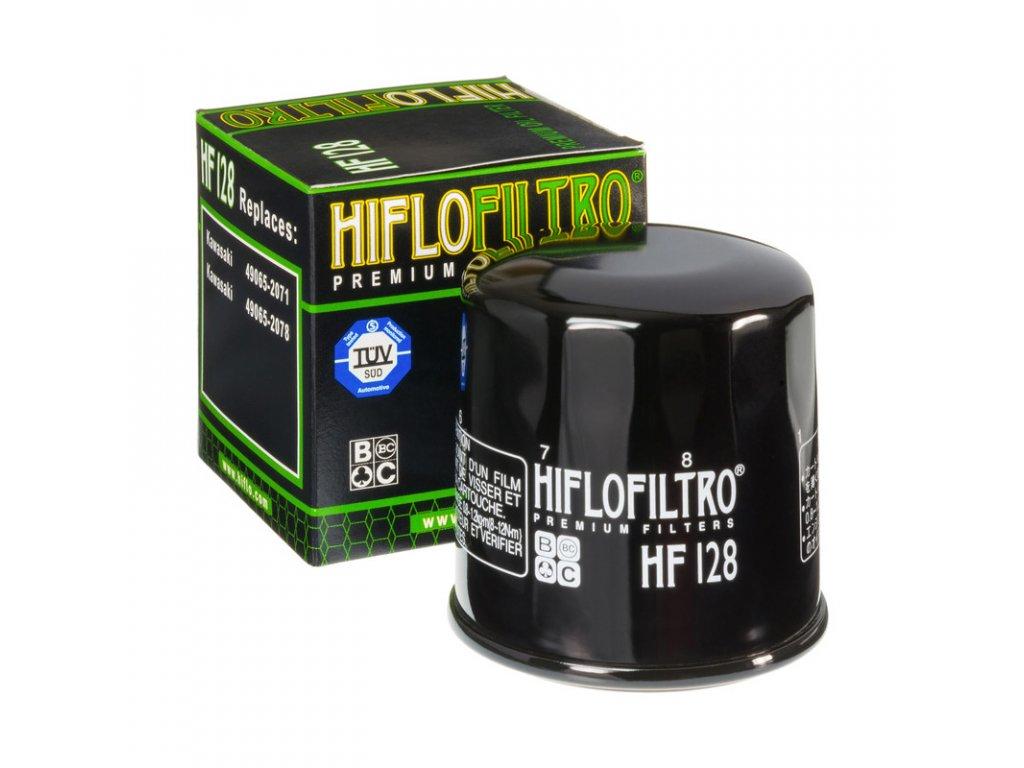 Olejový filtr HF128, HIFLOFILTRO