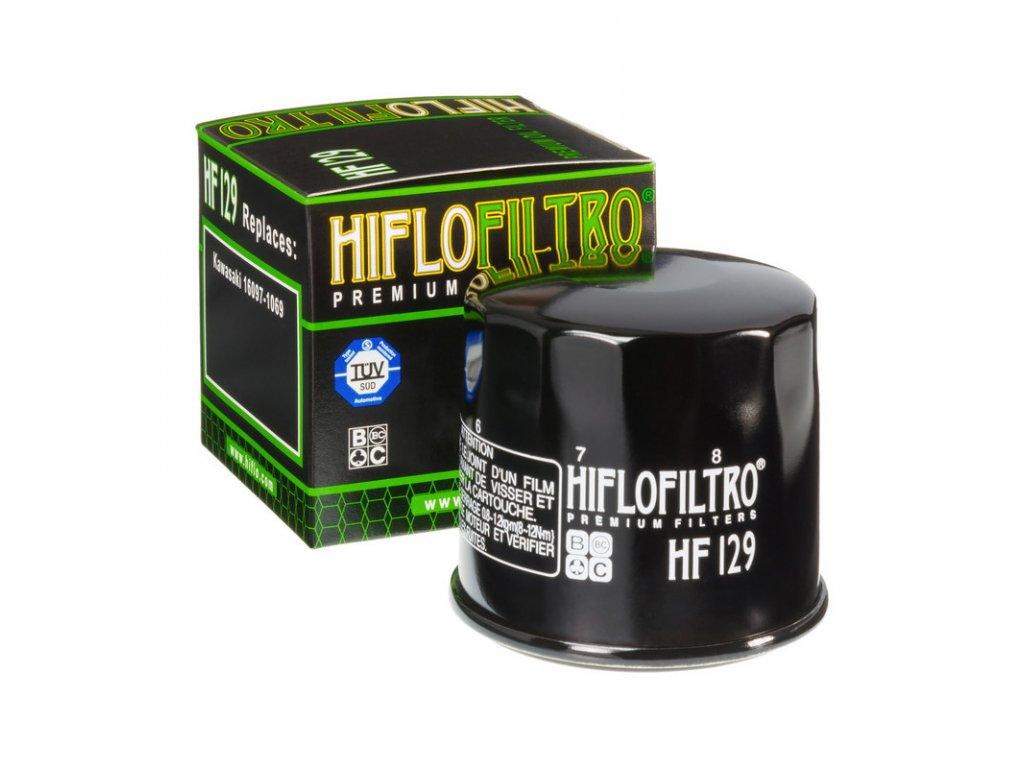 Olejový filtr HF129, HIFLOFILTRO