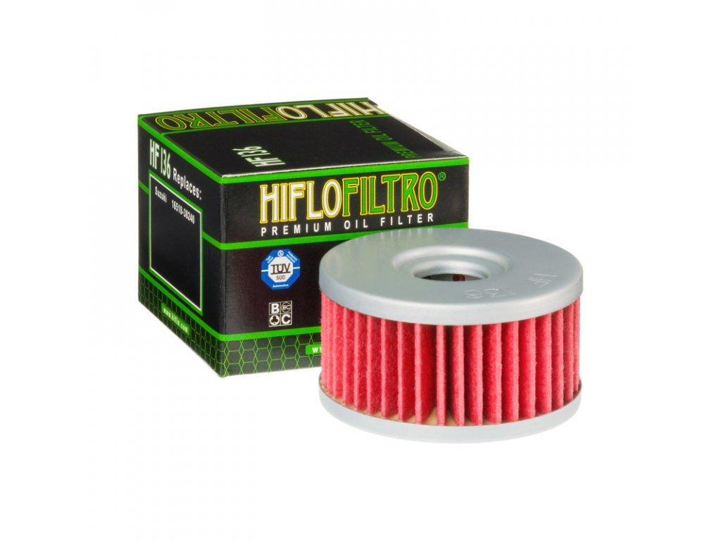 Olejový filtr HF136, HIFLOFILTRO