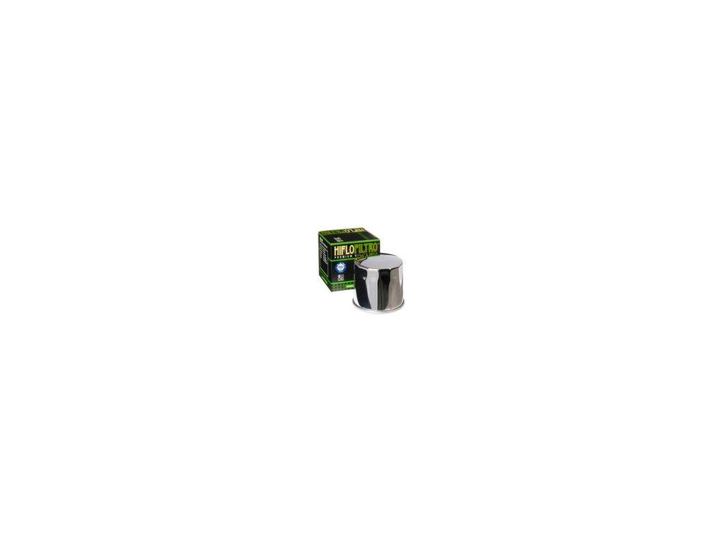 Olejový filtr HF138C, HIFLOFILTRO (Chrom)