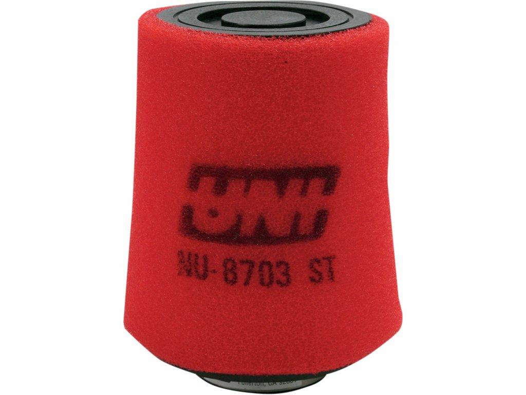Vzduchový filtr UNI na čtyřkolku Can-AM - pěnový, pratelný