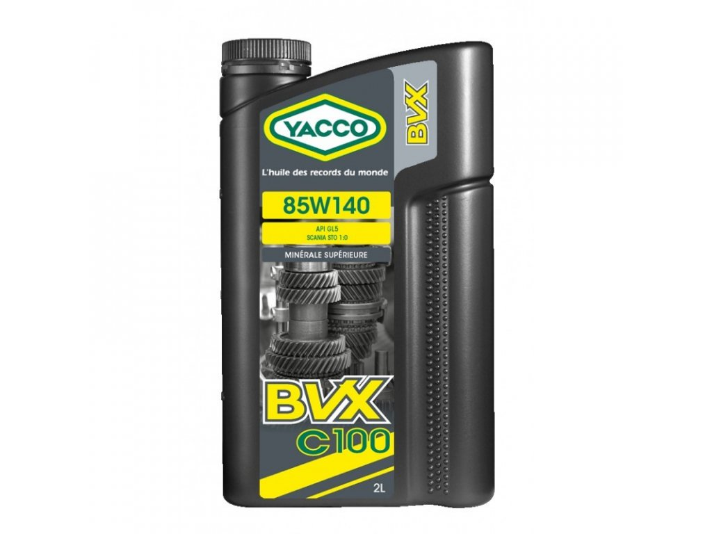 yacco bvx c 100 85w140