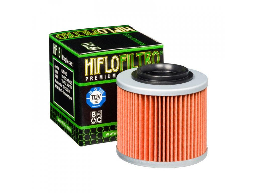 Olejový filtr HF151, HIFLOFILTRO