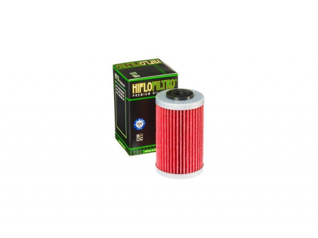 Olejový filtr HF155, HIFLOFILTRO