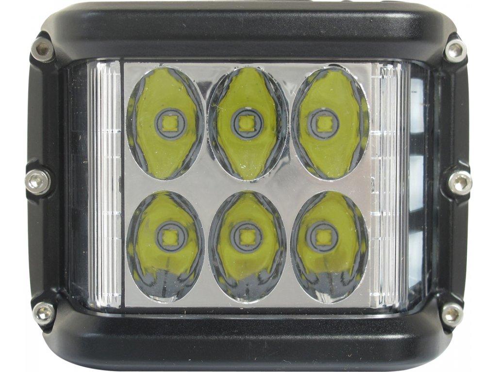 LED přídavné pracovní světlo 45W Cree