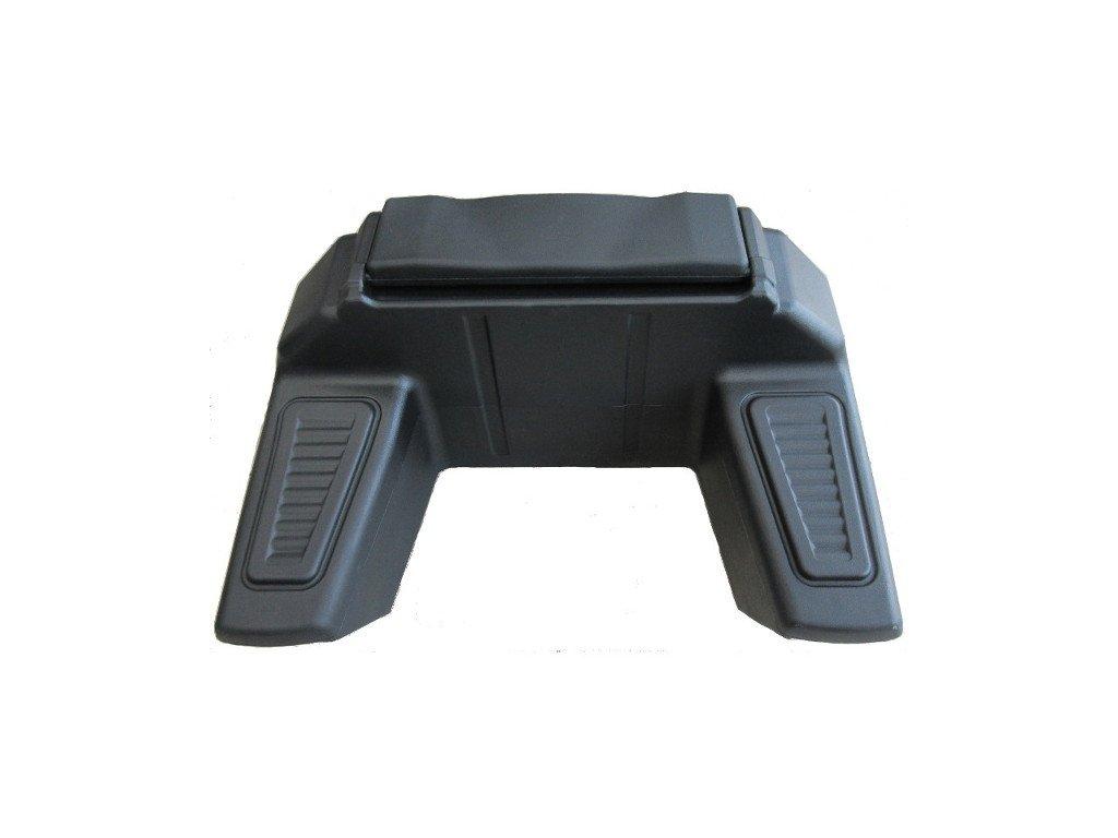 Zadní plastový box / kufr na čtyřkolku GKA C401 - 75l, uzamykatelný