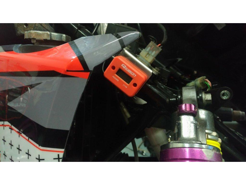 Držák měřiče motohodin pro KTM 505 / 525