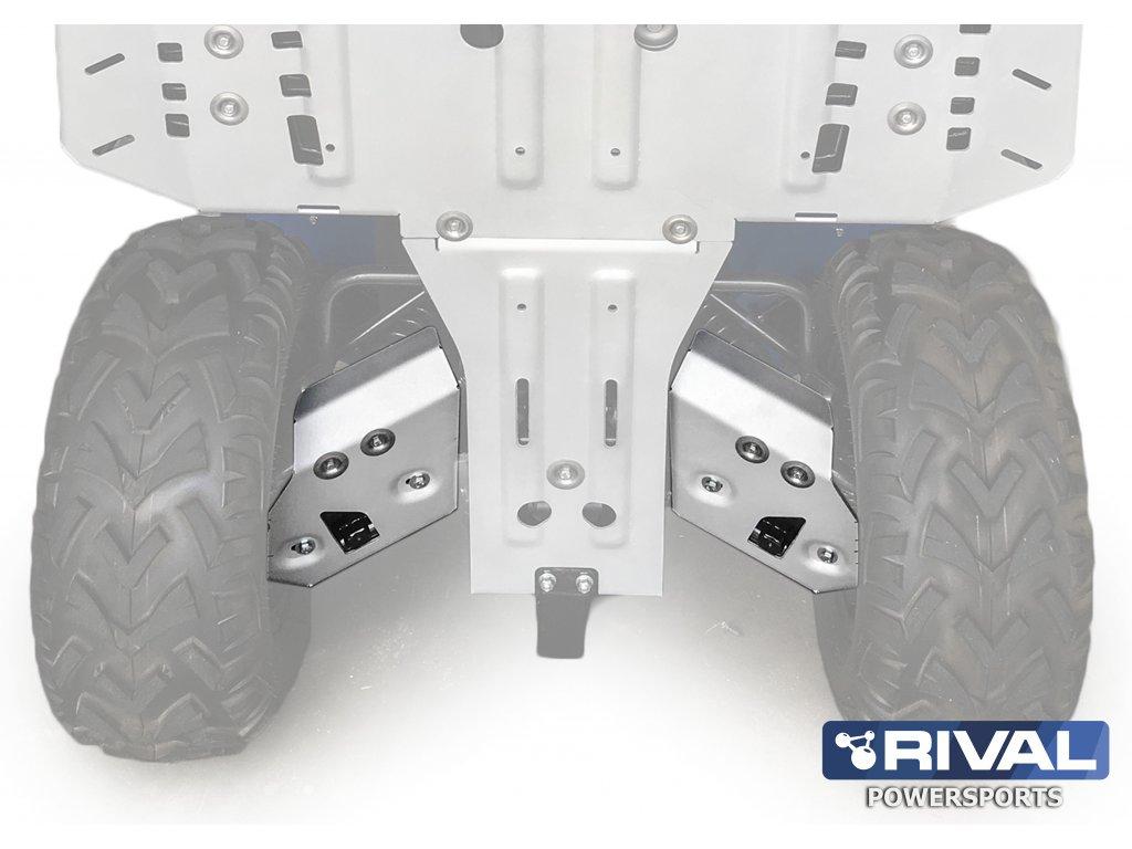 Ochranný kryt podvozku CF MOTO - X450 | X520 krátké verze