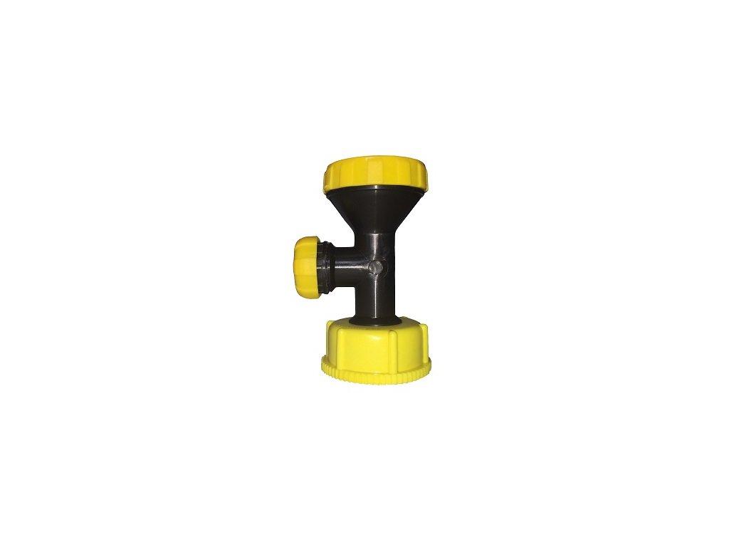 Sprchový ventil kanystru CF MOTO