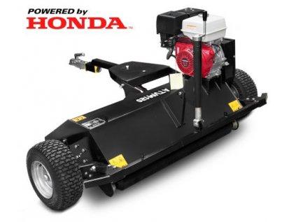 Profesionální mulčovací sekačka za čtyřkolku s motorem Honda GX390