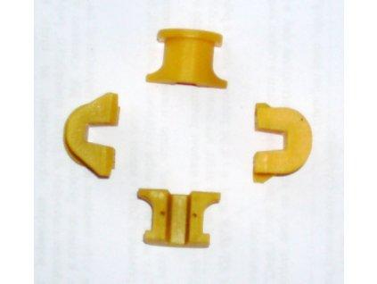 Vodítka variátoru CF MOTO - dvouálce
