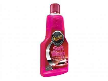 MEGUIARS Soft Wash Gel - autošampón 473 ml