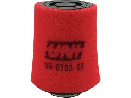 Vzduchový filtr UNI pro stroje Can-AM - pěnový, pratelný