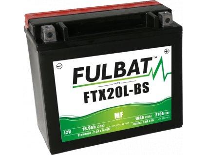 fulbat mf ftx20l bs