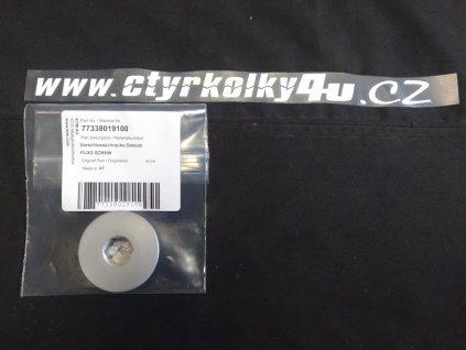 Zajišťovací šroub oleje ATV - KTM