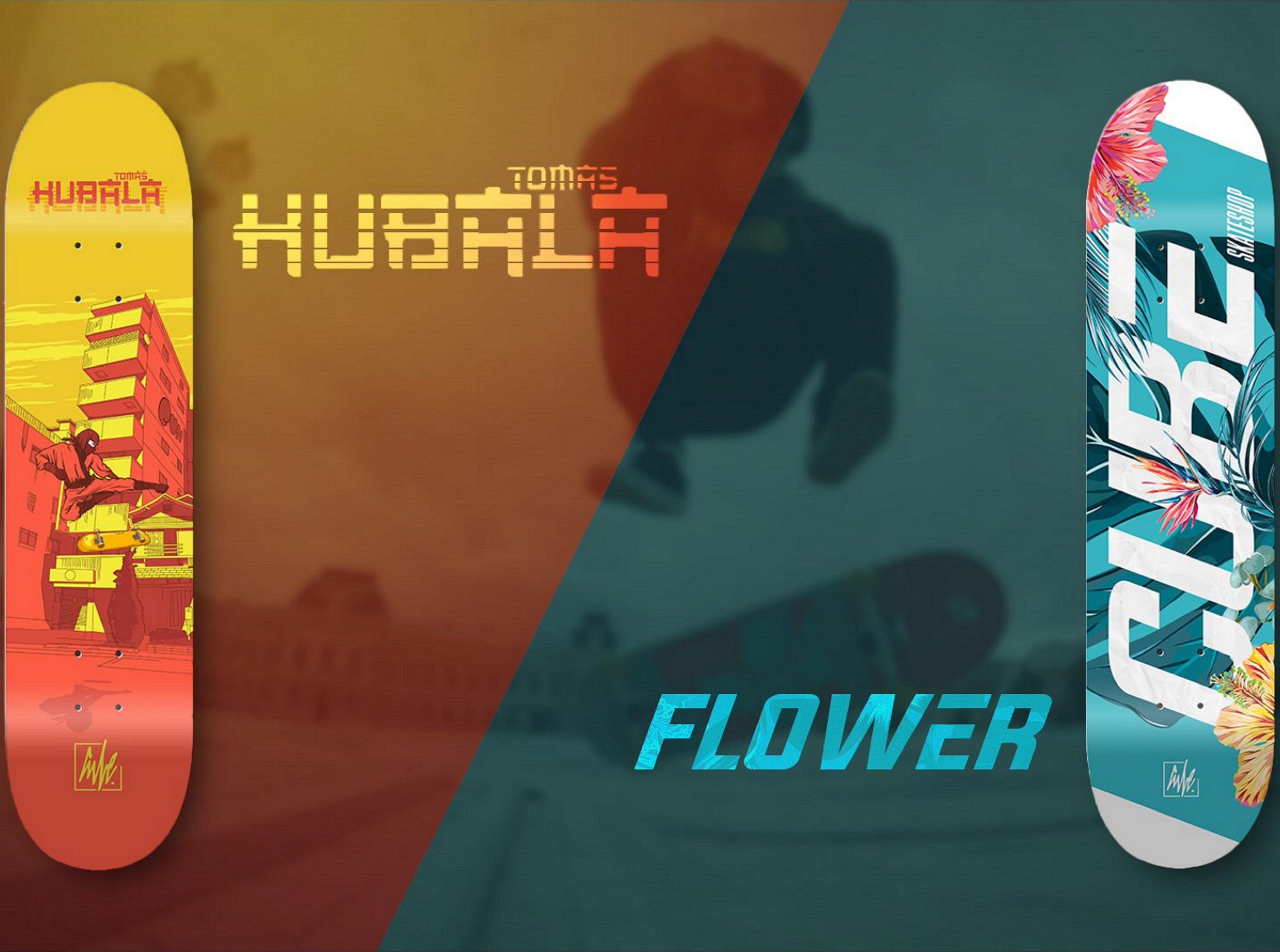 Cube Ninja a Flowers promo video!