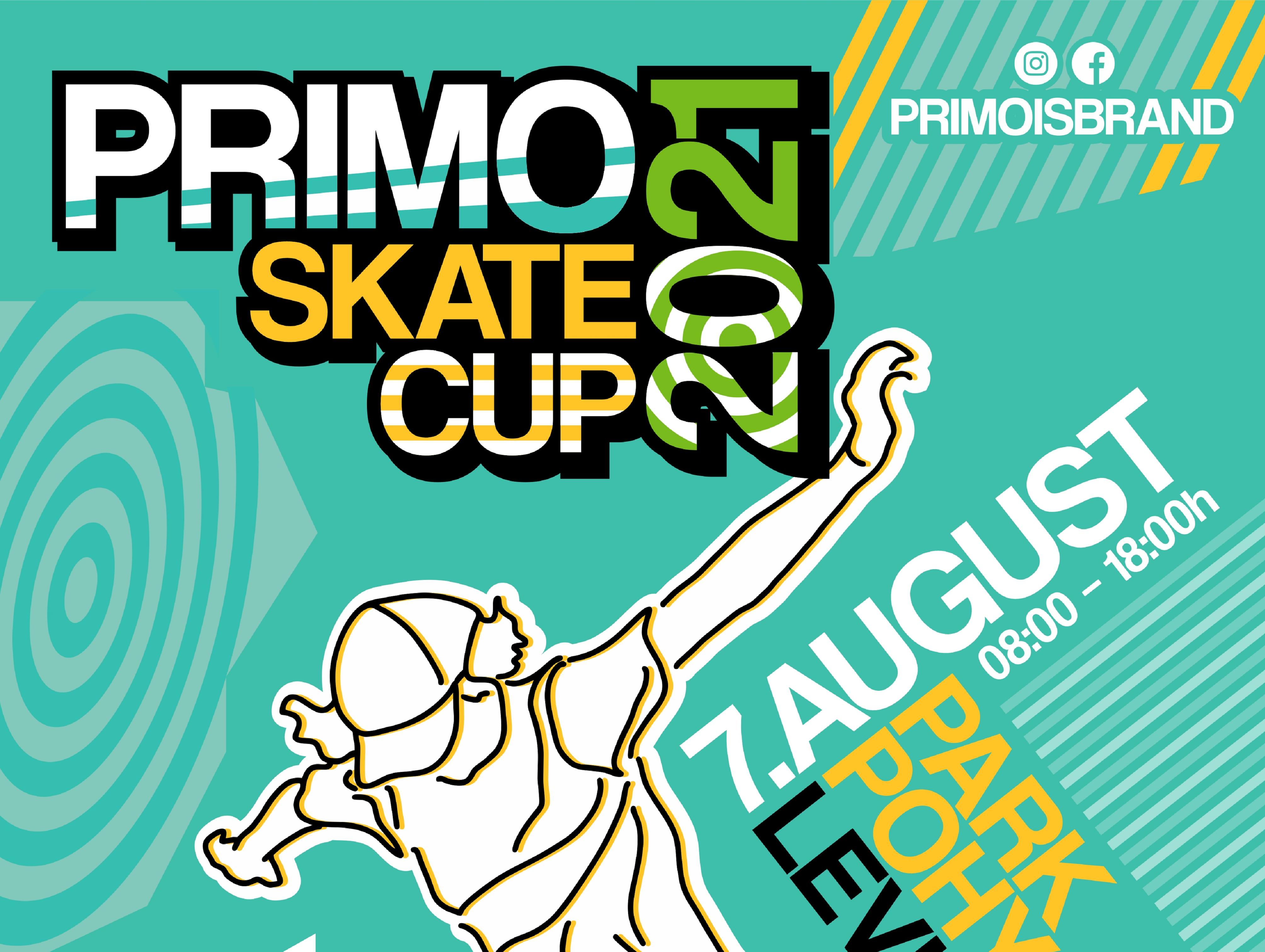 Primo Skate Cup Levice 2021