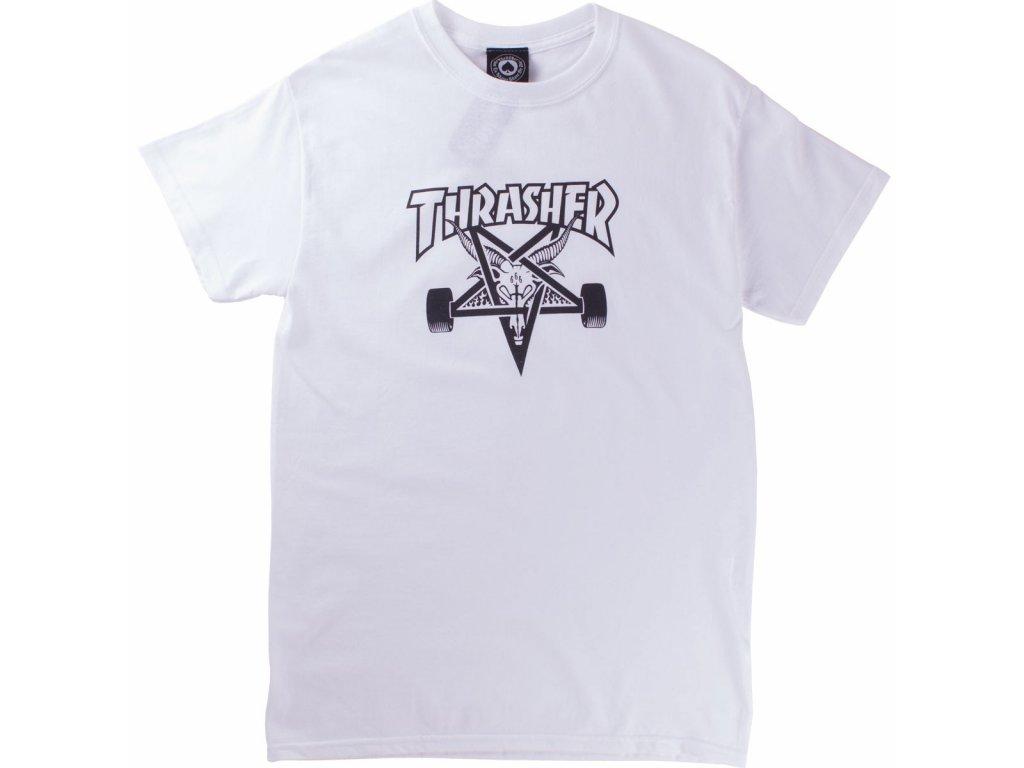 thrasher skate goat t shirt white 4.1478175296