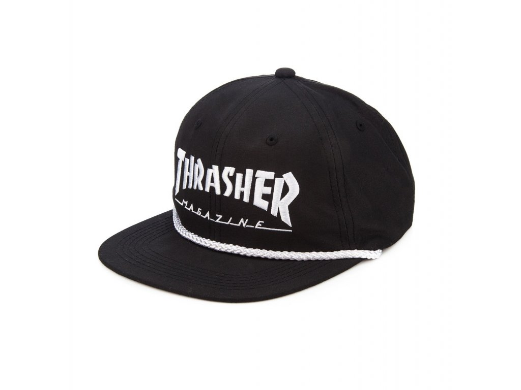 vyr 770thrasher rope snapback hat black white 1 1468856244