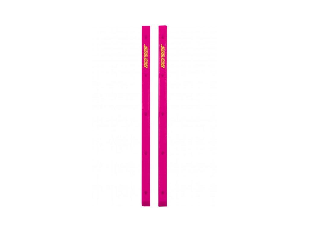 Santa Cruz Sonstiges Slimline Rails pink Vorderansicht 600x600