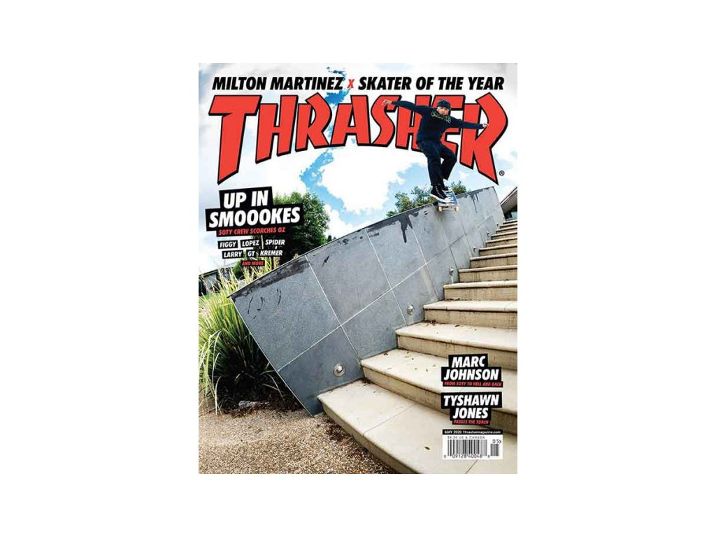 1thrasher magazine may 2020