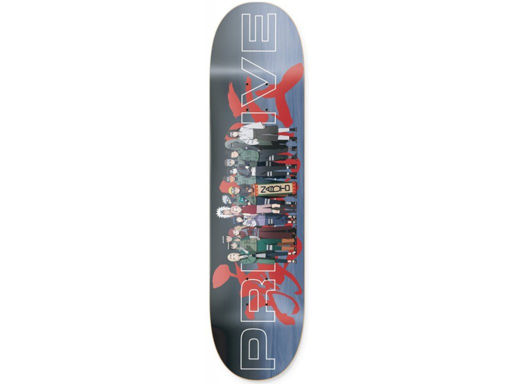 primitive naruto leaf village skateboard deck.1579578633