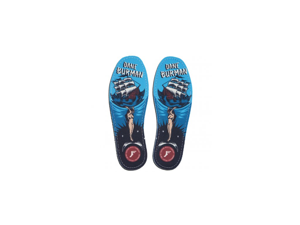 dane burman flat insoles 3