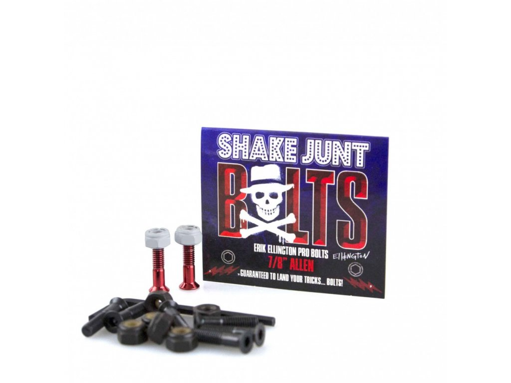 shake junt ellington bolts