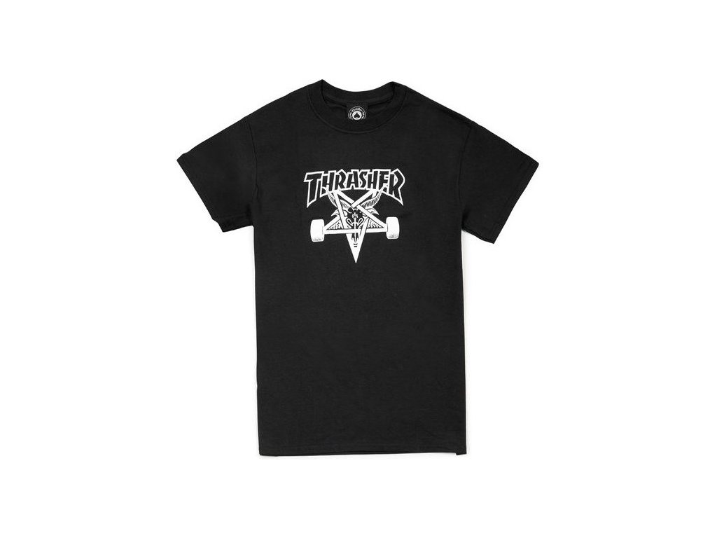THRASHER - SkateGoat BLACK