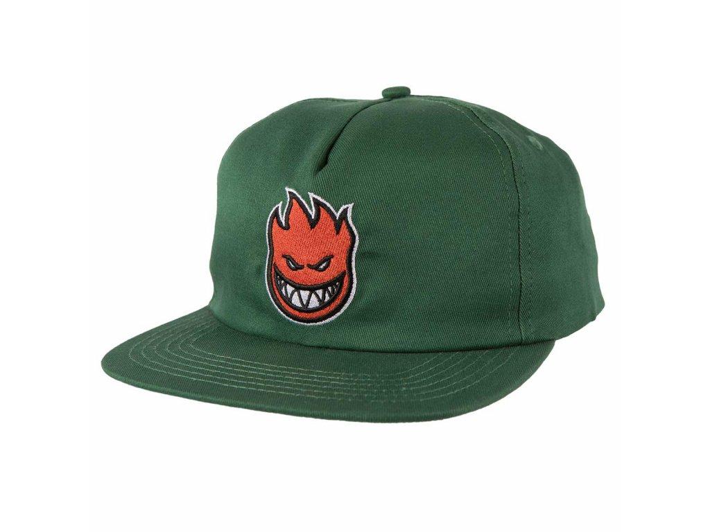 062 Spitfire Hat BIGHEAD FILL GREEN F